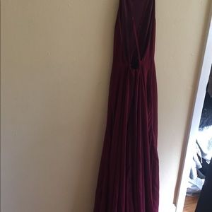 Lulu's Dresses - Lulu long backless dress